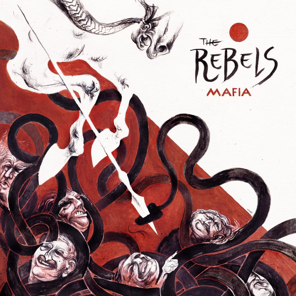 Disco de la Semana: The Rebels -