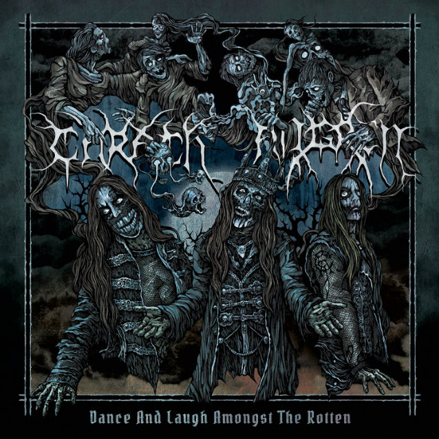 "Disco de la Semana: Carach Angren - ""Dance and Laugh Amongst the Rotten"""