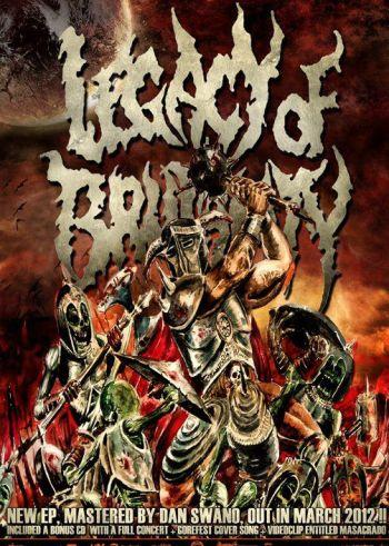 Entrevista a Legacy of Brutality