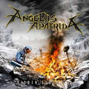 "Disco de la Semana: Angelus Apatrida – ""Hidden Evolution"""