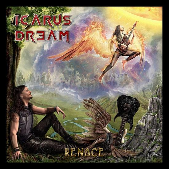 "Icarus Dream - ""Renace"""