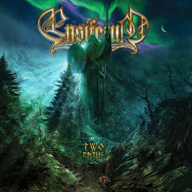 "Ensiferum - ""Two Paths"""