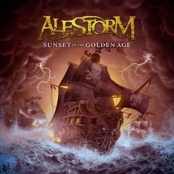 "Alestorm – ""Sunset of the Golden Age"