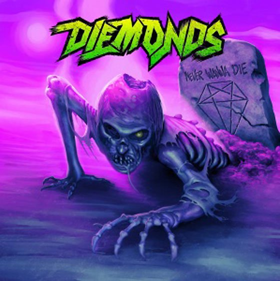 "Diemonds – ""Never Wanna Die"""