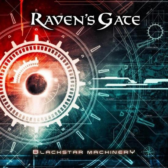 "Disco de la Semana: Raven's Gate - ""Blackstar Machinery"""