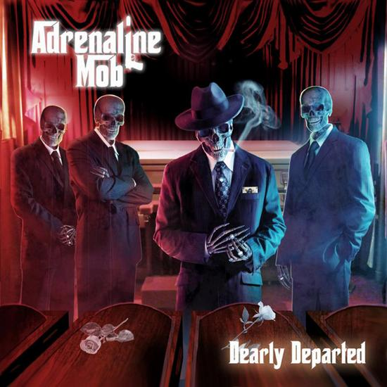 "Adrenaline Mob – ""Dearly Departed"""