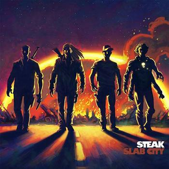 "Steak – ""Slab City"""