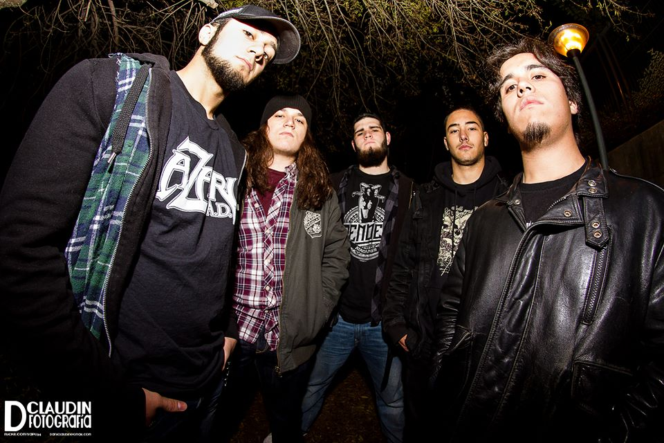 Entrevista a Forced Rejection