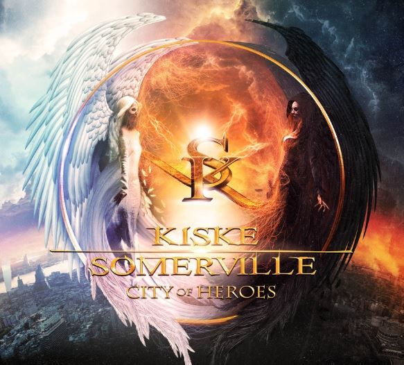 "Kiske & Somerville  - ""City of Heroes"""
