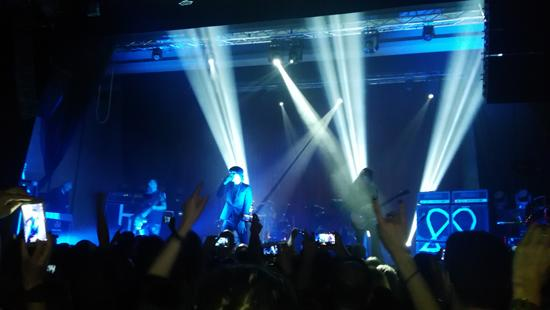 HIM + Romanthica, Santander (16-06-17)