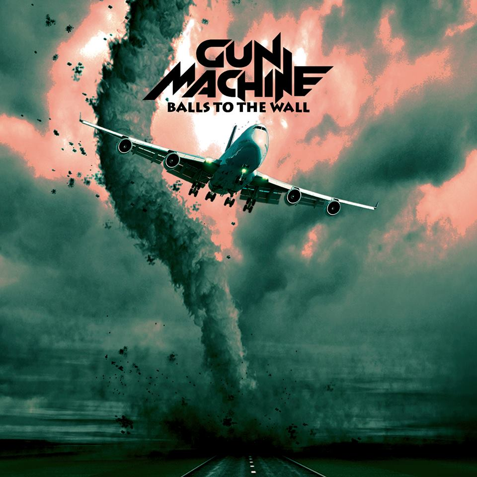"Gun Machine - ""Balls to the Wall"""