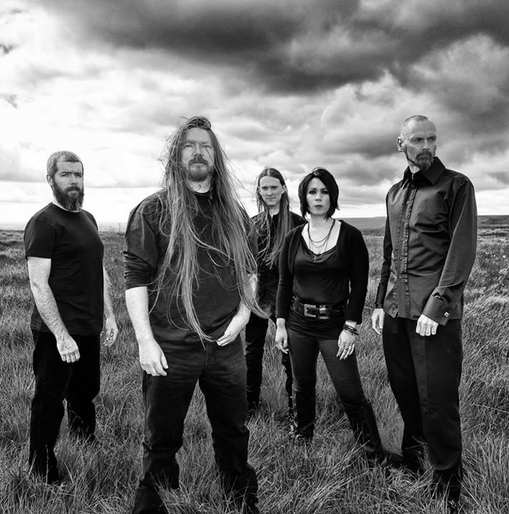 Entrevista a Aaron Stainthorpe (My Dying Bride)