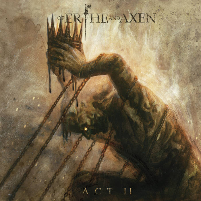 "Disco de la Semana: Xanthochroid - ""Of Erthe and Axen Act II"""