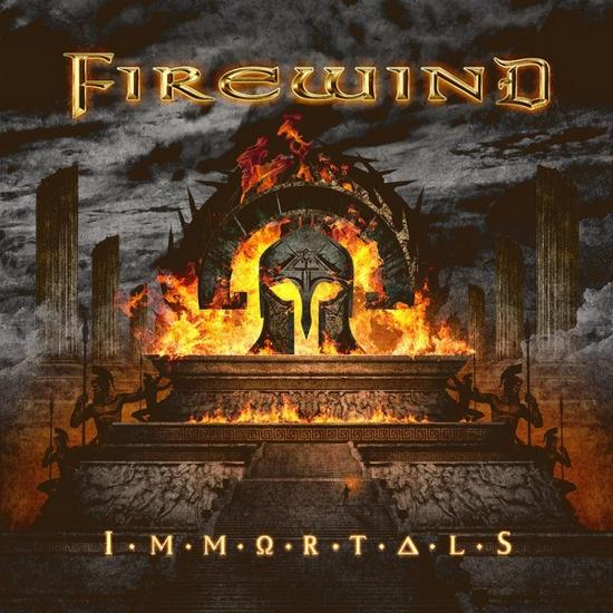 "Firewind – ""Immortals"""