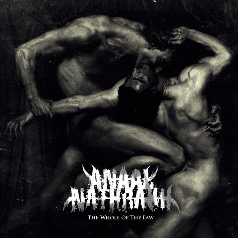 "Disco de la Semana: Anaal Nathrakh - ""The Whole Of The Law"""
