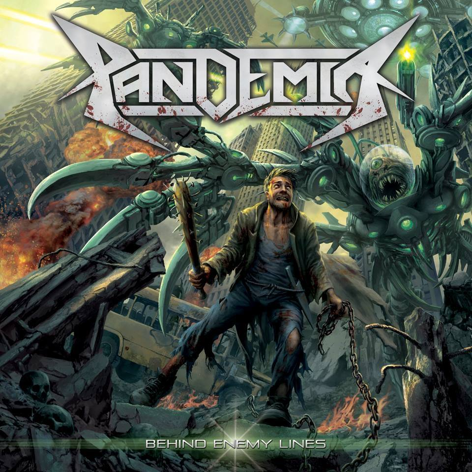 "Pandemia  – ""Behind Enemy Lines"""