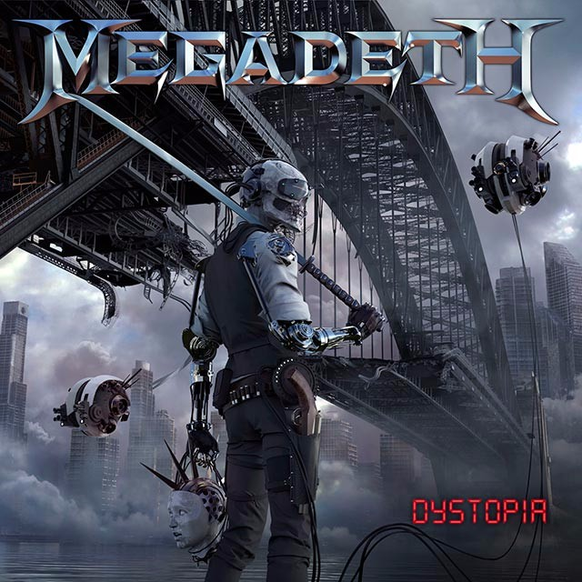 "Megadeth - ""Dystopia"""