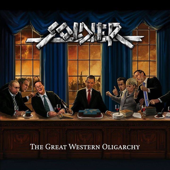 "Soldier – ""The Great Western Oligarchy"""