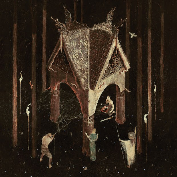 "Disco de la Semana: Wolves in the Throne Room - ""Thrice Woven"""