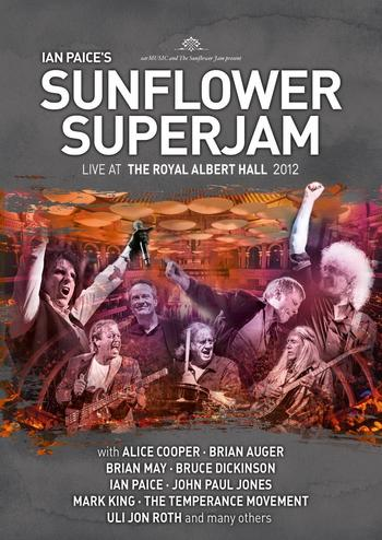 "Disco de la Semana: Ian Paice's Sunflower Superjam – ""Live At Royal Albert Hall 2012"""